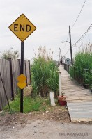 Dead Ends: NY, by Richard Golden