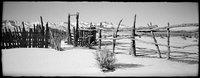 Newark Ranch in Snow