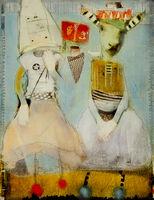 Karen Divine,November 21,collages