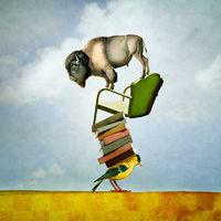 Balancing Bison
