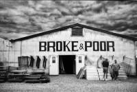 Broke and Poor