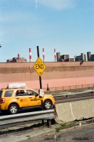 End of East 74th Street (2011)