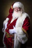 Santa Woodrow Wilson Smith