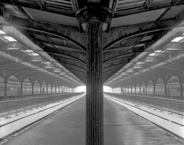 Train station, Hoboken