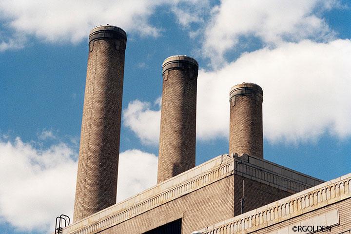 Three Smokestacks (2010)