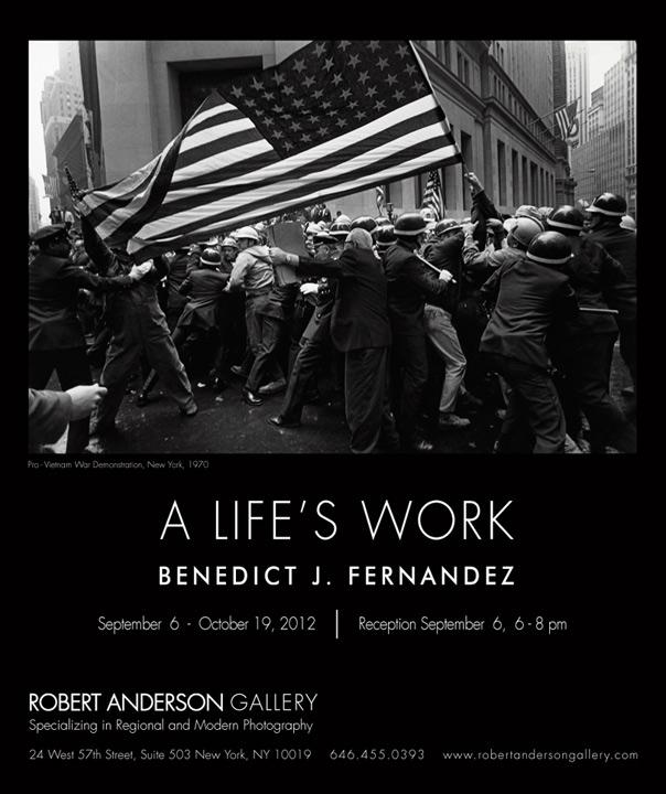 Benedict J. Fernandez