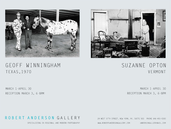 Anderson Gallery Exhibition, photo