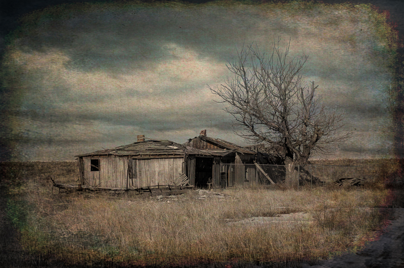 Deerfield, abandoned, final, old, photo