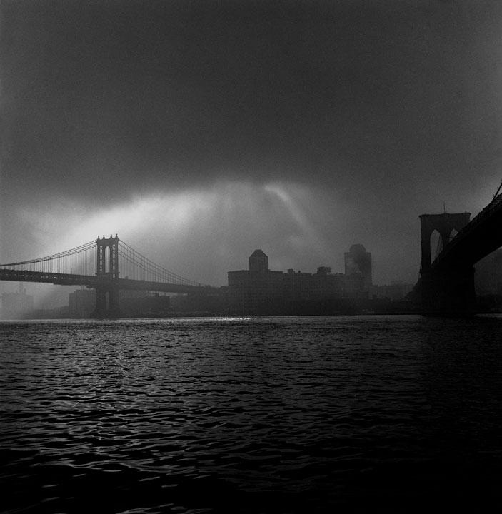 Storm, East River