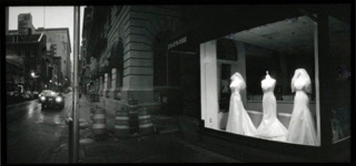 Paul Greenberg's Three White Dresses
